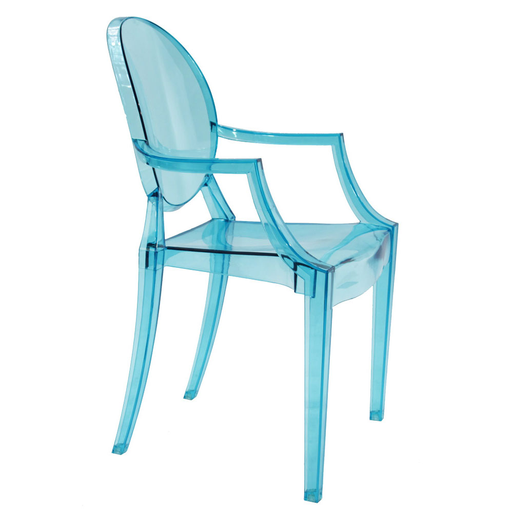 Replica Ghost Chair - Transparent | Murray & Wells