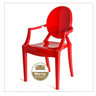 Replica Ghost Chair   Murray & Wells