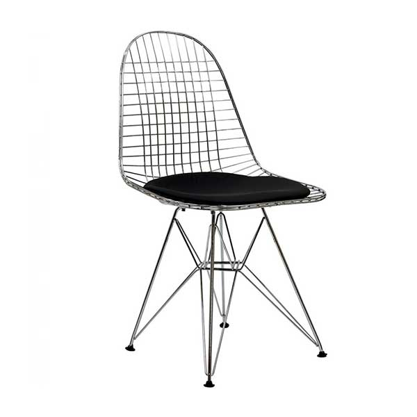 replica eames wire chair murray wells. Black Bedroom Furniture Sets. Home Design Ideas