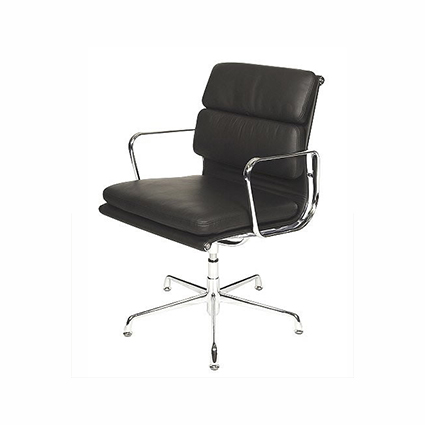 Eames soft pad visitors chair