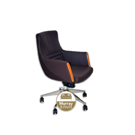 Replica Eames Office Chair Leather Murray And Wells