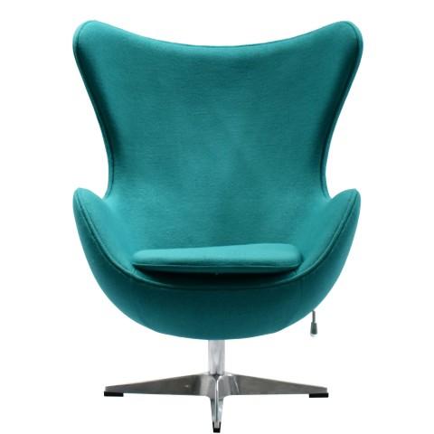 Replica Egg Chair Cashmere Murray Amp Wells