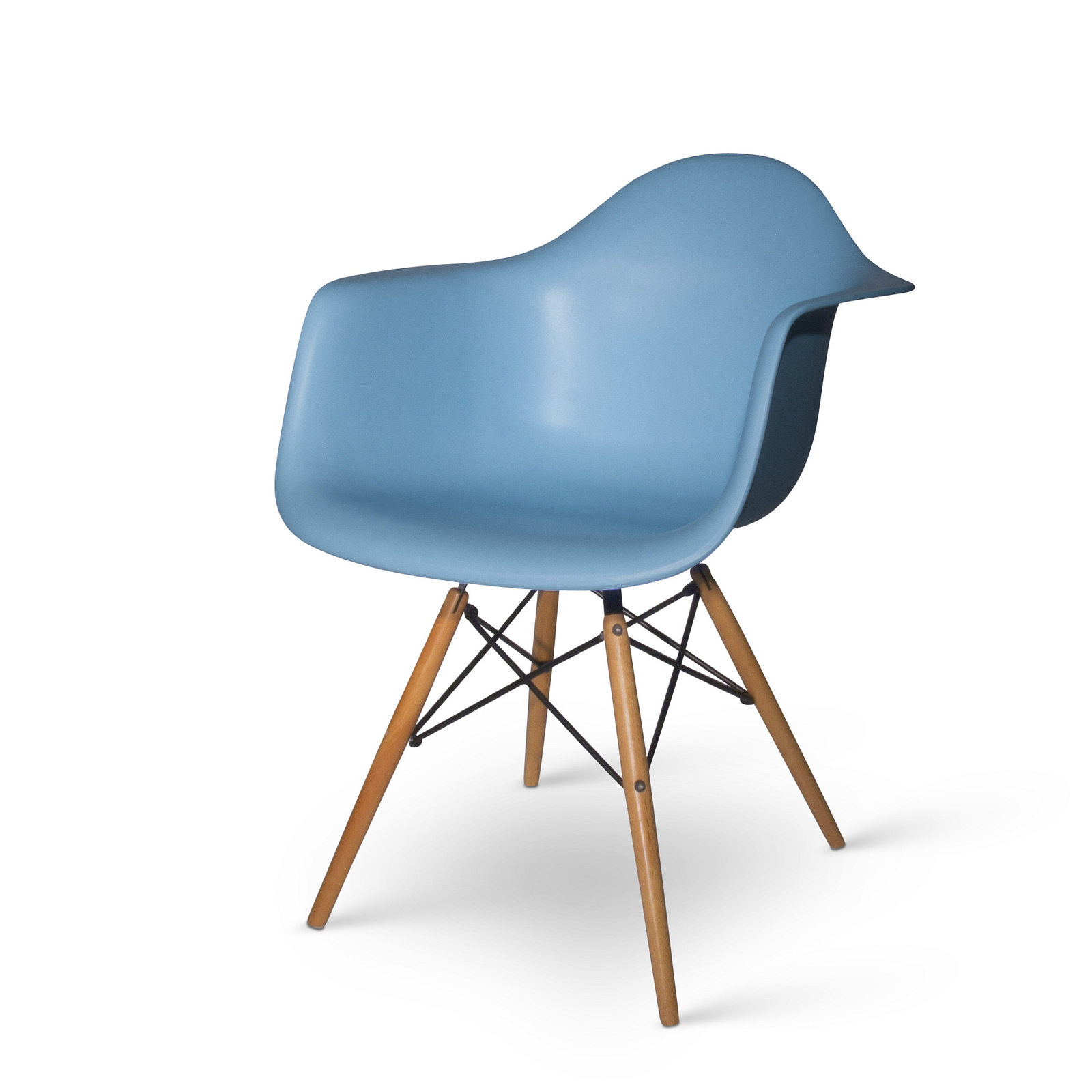 Kids Del Eames Arm Chair