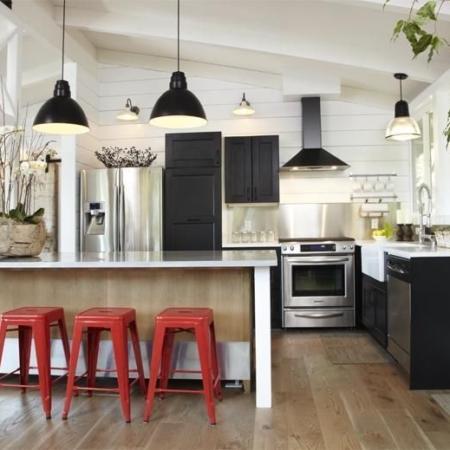 Tolix Kitchen stool