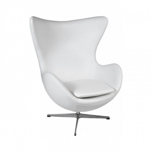 Replica Egg Chair Eco Leather Murray Amp Wells