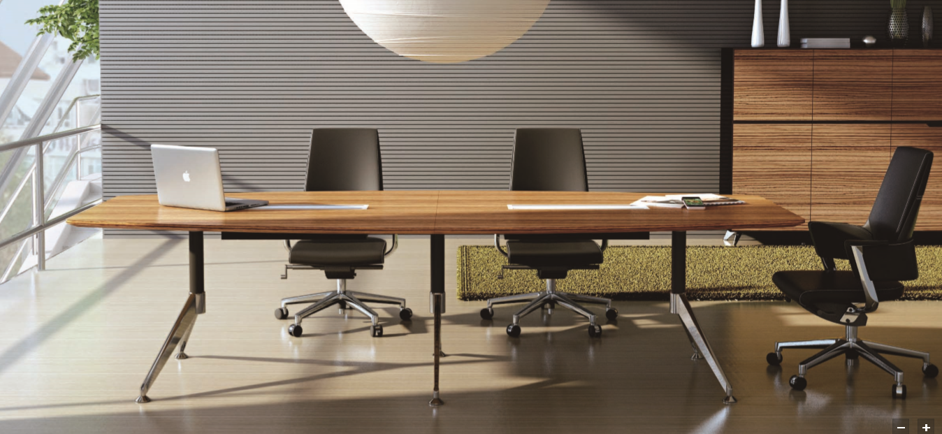 Solid Wood Conference Table Murray Amp Wells