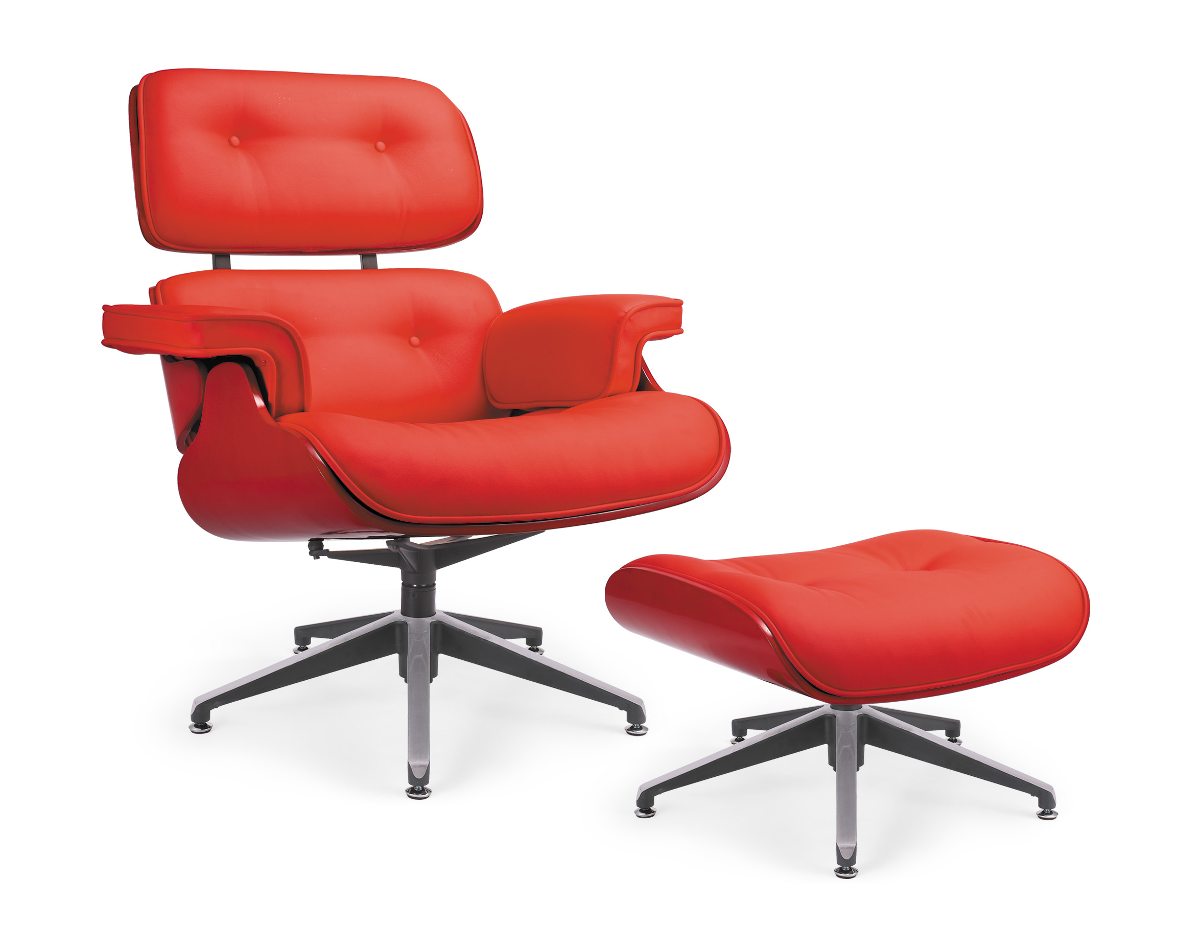 Replica Eames Chair And Stool