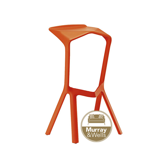Replica miura bar stool murray wells for Hay about a stool replica