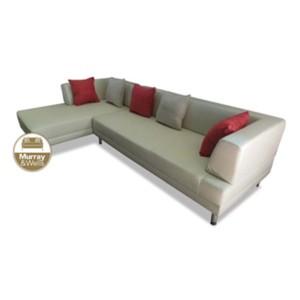 Alison L Shape leather Sofa
