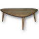 Butterfly coffee table front