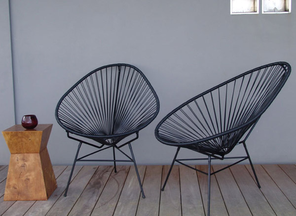Replica Acapulco Chair  Murray & Wells
