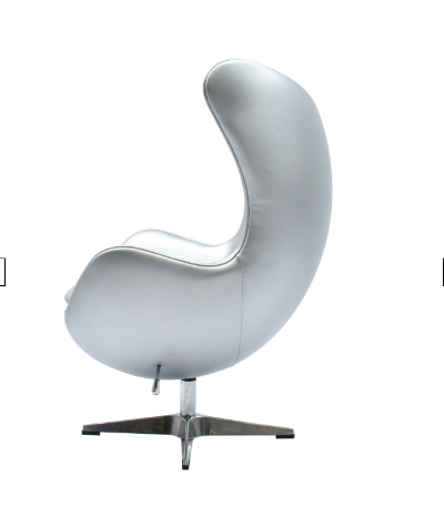 Replica Egg Chair Silver Murray Amp Wells