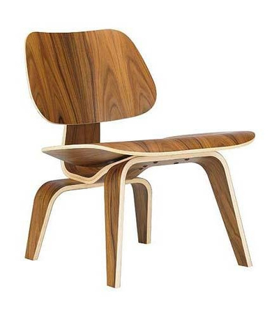 Eames LCW - Walnut