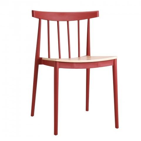 Peacock Chair Wood Seat Murray Amp Wells