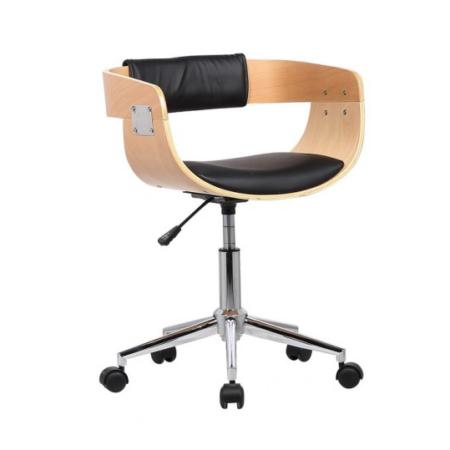 Captains Office Chair Wht