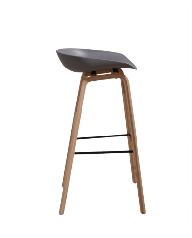 Replica hay barstool murray wells for Hay about a stool replica
