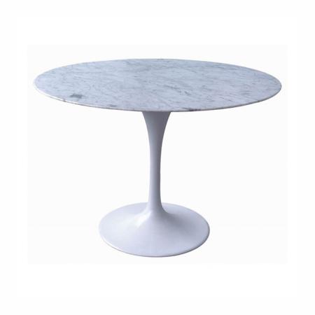 Tulip Table White