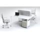 2 way cluster desk